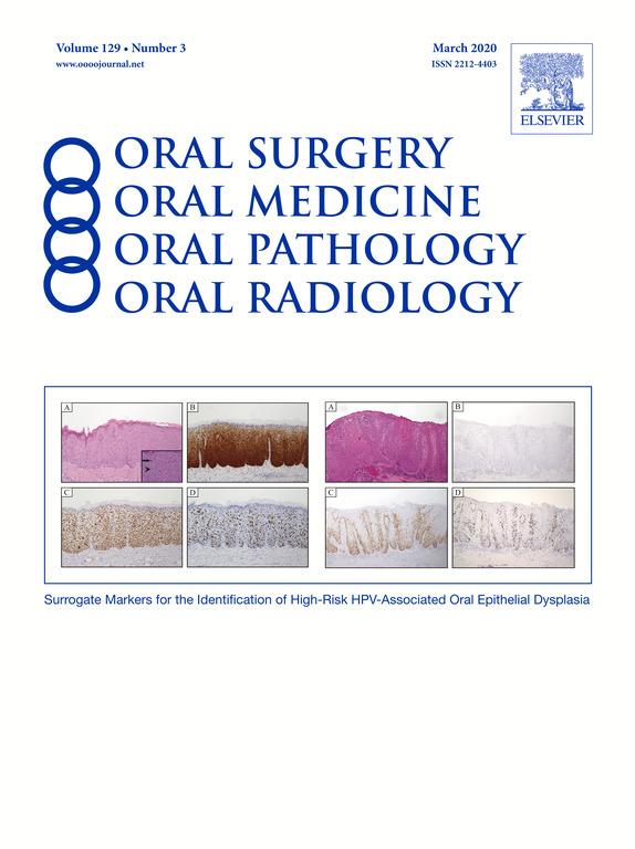 OralSurgOralMedOralPathologyRadiology